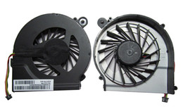 Wholesale Hp Laptop Cpu Fans - New laptop CPU cooling fan for HP pavilion CQ42 G42 382TX 151TX 1313AX 383TX G7 1260US 1261NR 1255dx 1257dx 1000ca 1070us g4 1207ax