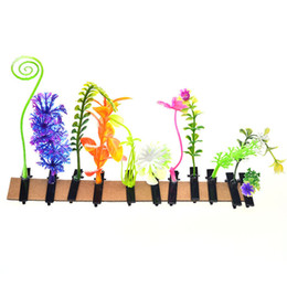 Wholesale Planting Bean Sprouts - 2017 Newest Lovely Novelty Plants grass hair clips headwear Small bud antenna hairpins Lucky grass bean sprout mushroom party hair pin