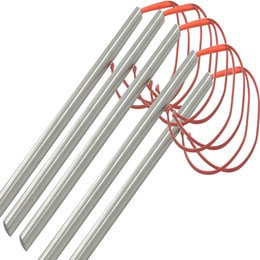 Wholesale Wire Length Machine - 5 pcs Customized Electronic Heater AC 220 110 380V 620 780W Cartridge Heater 9.8mm x250mm(D*L) 250mm Wire Length Stainless Steel202 304