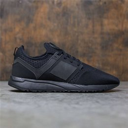 Wholesale E Solids - the new selling have many colors 2017 New Arrival NnB 247 casual shoes,Fashion Genuine Leather Large hole breathable sports shoes