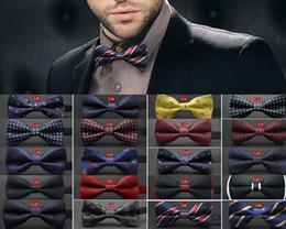 Wholesale Metal Tie - Unisex Neck Bowtie Bow Tie Adjustable Bow Tie high quality metal adjustment buckles multi-style