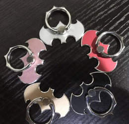 Wholesale phone batman - Universal Mobile Phone Ring 360 Degree Batman Cell Phone Ring Holder Finger for iPhone 7 8 samsugn s7 s8 ipad huawei