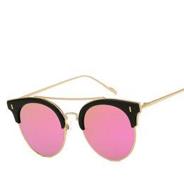 Wholesale Black High Definition Sunglasses - New Men and Women Fashion Sunglasses High-definition Comfortable Visual Sense Cool Trend Sunglasses Beach Outdoor Sunscreen Sunscreen