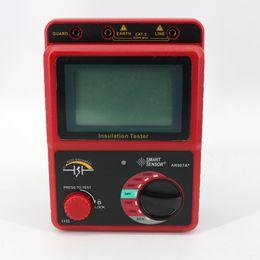 Sensor inteligente AR907A + 100-2500V Medidor de aislamiento digital Tester Megger MegOhm desde fabricantes