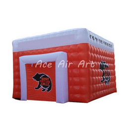 Wholesale Party Tent Sales - hot selling Cheap inflatable party tent 3x6m for sale