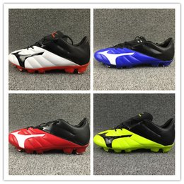 Wholesale Ups Ground - New Arrive NEO II Soccer Cleats Boots Firm Ground Cleats Champagne Camouflage Black Pink White FG Men Football Soccer Shoes Size Eur 39-46