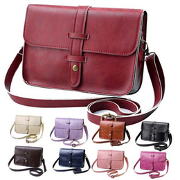 Wholesale Retro Classic Bag Handbag - Wholesale- 2016 Women New Classic Retro simple HandBags Women Large Messenge Bags Female Crossbody Diagonal Shoulder Bags Clutch Purse Bag