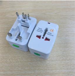 adaptador hdmi android Desconto Universal Internacional Plug Adapter World Travel tomada Tomada Adaptador de porta USB Conversor Carregador Plugues e Tomadas EUA REINO UNIDO DA UE AU