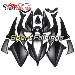 Wholesale Oem Fairings - Injection OEM Fairings For Yamaha TMAX T-Max 530 15 2015 ABS Plastic Motorcycle Fairing Kit Body Frames Cowling Matte Black Body Kit Fitting