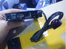 Adaptateur infrarouge en Ligne-Haute Qualité 1m Infrarouge IR TV Télécommande Récepteur Extender Câble Fil Adaptateur Noir pour X96