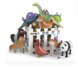 Wholesale pet balloon wholesale - Arrive Walking animal balloons walking pet balloons Party toys children toys LLFA