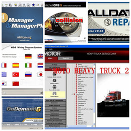 Wholesale Mazda Repair Parts - HOT!!! alldata and mitchell software 2016 alldata 10.53+Mitchell 2015 + auto parts catalogue etc 45 in1 with 1000GB Hard Disk