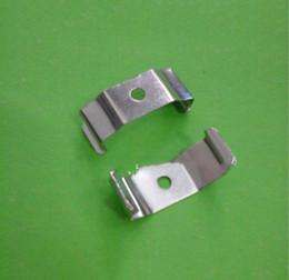 Porta tubo condotto online-Clip per tubo fluorescente a LED T8 da 100 PZ