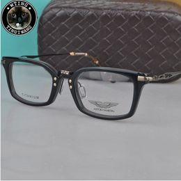 Wholesale Eyewear For Computer - Aston Martin Brand eye glasses frames for women optical frame vintage spectacle Prescription eyewear computer Man glasses gafas de mujer