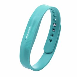 Wholesale Fitbit Flex Wristband Small - 9 Colors Small Size Soft Silicone 220mm Wrist Watch band Wrist strap For Fitbit Flex 2 Smart Watch Strap watchband Wristband