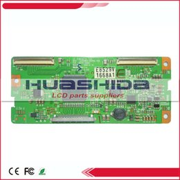 Wholesale board tests - Wholesale- LC320WUN CONTROL PCB 6870C-0266A T-CON LOGCI BOARD Tested working