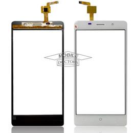 2019 écran tactile en gros Vente en gros - Noir / Blanc / Or pour remplacement de capteur d'écran tactile numériseur écran tactile Leagoo M5 pour écran lcd tactile Leagoo m5 avec outils écran tactile en gros pas cher