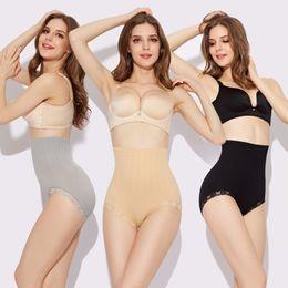 Wholesale Padded Shapewear Hips - Women's Shapers High Waist Seamless Butt Padded Shaper Panty Shapewear Hip Panties free shipping