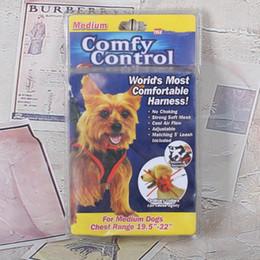 ladegeräte schneiden Rabatt Comfy Control Harness Leinen Klassischen Stil Nylon Grenadine Hund Zugkraft Welt Bequemste Geschirre 5 hk