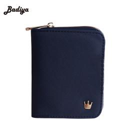Wholesale Multi Function Women Fashion Wallet - Multi Function Card Hold Money Bag Fashion Solid Sequin Clutch Wallet Large Capacity Zipper Women Wallets Short Small Bag