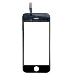 Wholesale Iphone 4s Front Panel Glass - Black White Front Glass Lens + Touch Screen Digitizer For iPhone 6 plus 5 5S 4 4S Outer Touch Panel Screen Replacement + Tools