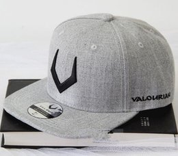 Wholesale 3d Embroidery Snapback - Wholesale- High quality grey wool snapback 3D pierced embroidery hip hop cap flat bill baseball cap for men and women