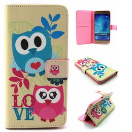 Wholesale Camera Xperia - for Samsung Galaxy A8 NOTE 5 S6 EDGE Plus xperia M4 MOTO G3 Owl Flower Game Machine Camera Painted Wallet Stand Leather Case cover 10pcs lo