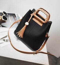 Wholesale United Backpacks - 2017 handbag new fashion shoulder bag Europe and the United States casual handbag tide simplicity Messenger backpack a generation