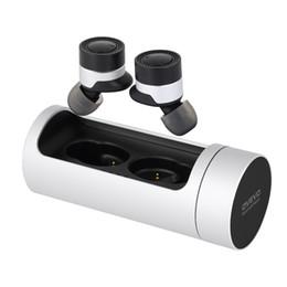 OVEVO Q62 écouteurs Bluetooth Écouteurs intra-auriculaires Oreillette Bluetooth mains libres avec boîte de chargement pour micro pour exercice à domicile ? partir de fabricateur