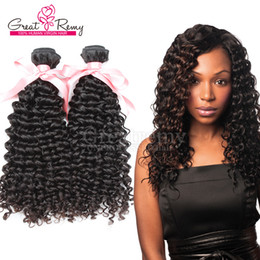 Wholesale bella weave - Full Cuticle Brazilian hair bundles Bleachable Curly Wave human hair extensions cheap 7A brazilian curly virgin hair Bella Greatremy Factory