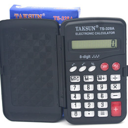 Wholesale Wholesale Clock Supplies - Exam mini computer with the square root of the financial multi-functional portable small calculator