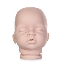 Wholesale Reborn Doll Parts - Reborn Ariella doll kit limited edidtion lifelike soft silicone vinyl real gentle touch unpainted doll parts