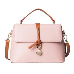 Wholesale Vintage Sequin Clutch - Fashion PU leather women bag Small Pink Black color Shoulder bags Coins Totes Girls Clutch bags
