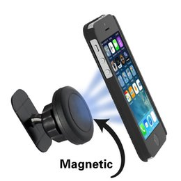 Wholesale Wholesale Iphone Phone Snap - Universal Stick On Dashboard Magnetic Car Mount Holder for Cell Phones with Fast Swift-snap Technology 100pcs lot