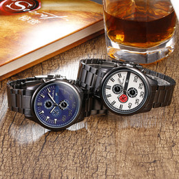 Wholesale Tungsten Red Stones - Luxury Brand Mens Sports Watches Waterproof Military Watch Men Fashion Casual Japanese Quartz Wristwatches Hot Clock