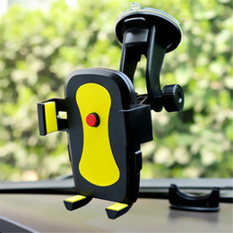 Wholesale Suction Cup Car Lights - Automatic Lock Phone Holder 360 Rotating Suction Cup Car Holder Product Information with Best Quality and Price 0508147