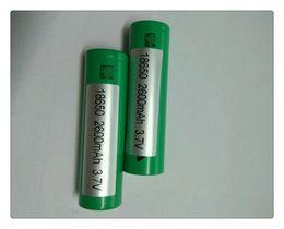 tablet li 3.7v Rebajas Alta calidad HG2 VTC3 VTC4 NCR 18650B 3.7V 3400mAh Batería recargable de li-ion sin para e-cigarrillo