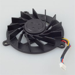 Wholesale Asus M51 - Wholesale- Laptops Replacements Cooling Fans For ASUS A8 F8 A8F Z99 X80 N80 N81 F3J F8S Z53J Z53 M51 4Pin Notebook Cpu Cooler