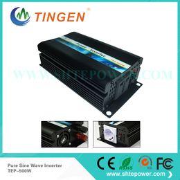 Wholesale Solar Panels 48v - 500 Watt Micro Solar Panel Inverter 48V DC to 240V AC