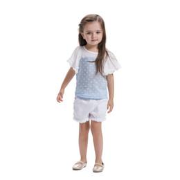 Wholesale Girls Fashion Clothing China - Cute Baby Girls Shirts Floral Dress Girls Fashion Summer Clothes Children Clothing Manufacturers China Wholesale-Free Shipping