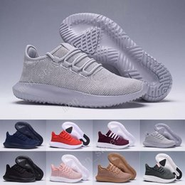 Wholesale 3d Designers Cheap - Wholesale New Colo Tubular Shadow 3D Breathe Classical Men Women Sneakers Shoes Cheap Breathable Casual Walking Designer Trainers Shoes 5-10