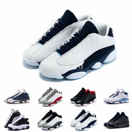 Wholesale Peach Store - [With Box] 2016 Factory Store Mens New Air Retro 13 13s Low Retro Basketball Shoes Sneakers Cheap Good Quality XIII Original Quality shoes