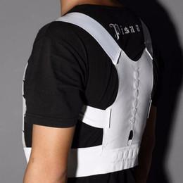 Wholesale Back Corrector Men - Magnetic Posture Corrector Braces&Support Body Back Pain Belt Brace Shoulder For Men Women Care Health Adjustable Posture Band
