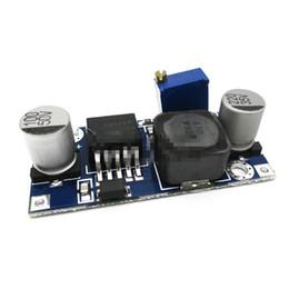 Wholesale 24v 12v Voltage Regulator - LM2596 LM2596S ADJ Power supply module DC-DC Step-down module 5V 12V 24V adjustable Voltage regulator 3A