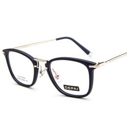 02767c221be Wholesale- 2017 Vintage Fashion Eyewear Frames Women Men Eye Glasses Frames  Optical myopia Female Ladies Spectacle Frame Eyeglass kly9082