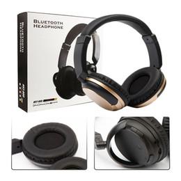 Wholesale Headphones Wireless For Dj - KST-900 Bluetooth DJ HIFI Headset Music Headband Headphone with Mic For Samsung S8 Note 8 Cell Phone Tablet