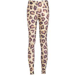Wholesale Leopard Print Tight Pants - Leopard print skinny pants Sexy leggings tight Hot girl fitness wear Black milk Outdoor sportwear Sport gym clothing