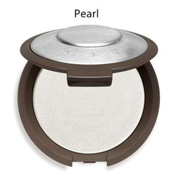 Wholesale Pearl Stock - 2017 Becca Shimmering Skin Perfector Pressed Bronzers Highlighters - Moonstone Opal Rose Gold Pearl New stocking free shipping 1PC