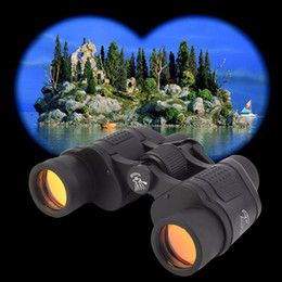 Wholesale Wholesale Binoculars - 2017 High Quality 60x60 3000M High Definition Night Vision Hunting Binoculars Telescope New Arrival