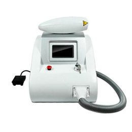 Wholesale Q Switch Laser Machines - 2000mj Touch Screen Q Switch Nd Yag Laser Tattoo Removal Machine Pigments Removal Scar Acne Removal 1064nm 532nm 1320nm Q Switched Nd Yag